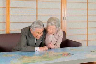 影/退位前最後生日!明仁天皇喜迎85歲 哽咽謝皇后60年付出