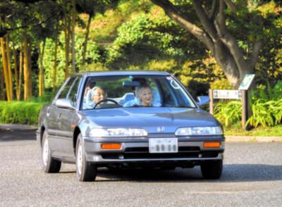 64年零事故零違規!85歲明仁天皇2019駕照到期後「不再更新」