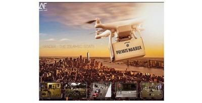 無人機之亂IS也來鬧 發「飛向紐約照」嗆:癱瘓機場很EZ