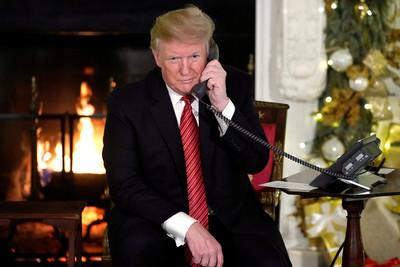 川普推特語錄/我們終於把美國擺第一了 做得好,聖誕快樂!