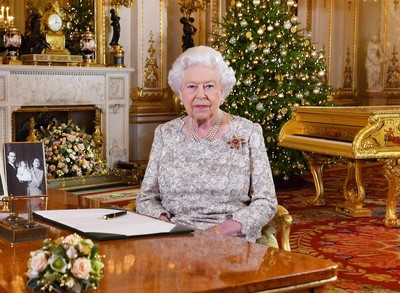 英女王講話了!硬脫歐將至…還在亂 伊莉莎白二世:你們別再吵
