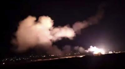 到底誰先的?川普撤軍後首次空襲 以色列、敘利亞互指對方先射導彈