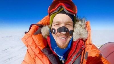 世界第一人!美冒險家54天獨自橫跨南極洲 英陸軍完成友遺願緊追在後