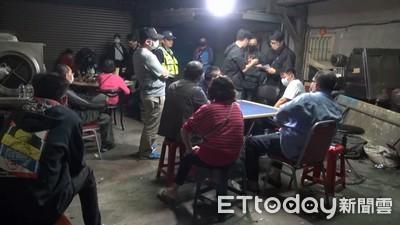 賭場藏身簡陋體皮屋 見警方衝入賭客嚇到「尿褲子」