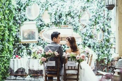 韓系夢幻婚紗、森林系婚禮 你想知道的「10個婚禮準備Q&A」都在這