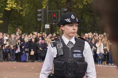 6年逾450名英國警花遭男同事性騷擾 僅1/3色男被懲處