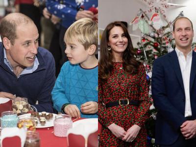 威廉凱特的聖誕派對超暖心!只邀請「他們」沒有王室成員