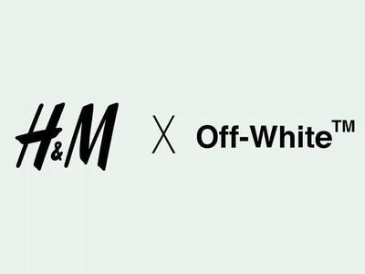 H&M X Off-White聯名?冒出T恤碟照 揭露2個經典設計