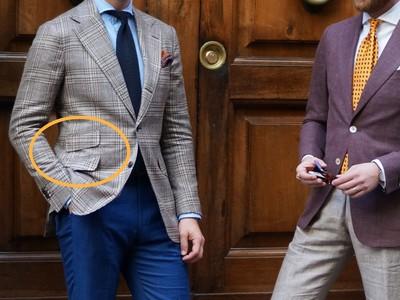 懂・時尚/西裝右邊為何有兩個口袋?超貼心用法值得炫耀