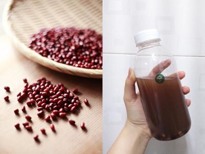 一杯趕走虛胖!紅豆水消腫又助排便 營養師:這2種人要少喝