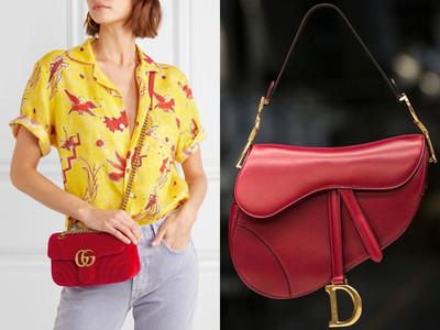 2019必買6款經典「紅包」!Dior馬鞍、GUCCI天鵝絨值得投資