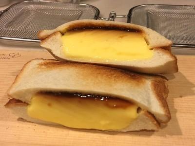 日本瘋傳「熱布丁吐司」食譜公開 甜甜熱熱冬天吃一口好幸福