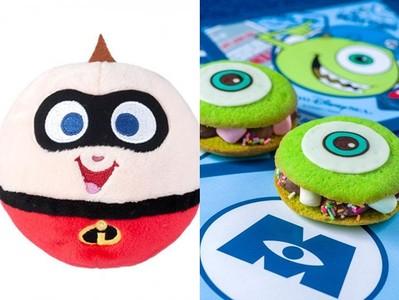 東京迪士尼推出「皮克斯」周邊!麥克華斯基餅乾、圓滾滾的小傑太可愛