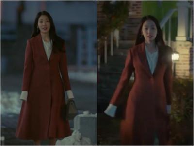 朴信惠穿韓牌外套襯出窈窕身材 卻被玄彬壞嘴「不打扮得好」