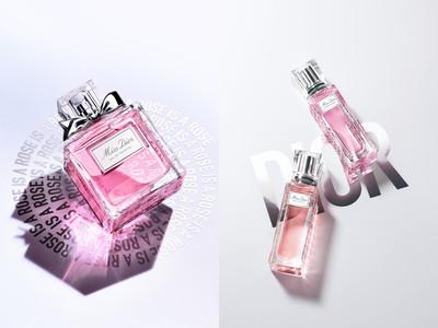 披上仙氣外衣!全新Miss Dior淡香水 釋放粉紅戀愛訊息