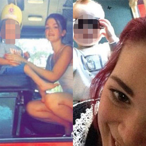 男嫌太吵「椅背壓死3歲童」 23歲女冷眼看兒生前喊媽咪