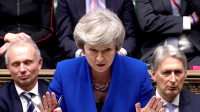 英首相梅伊尋求脫歐「B計畫」 歐盟:延長時限得提正當理由
