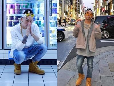 經典「黃靴」怎麼搭?《新說唱》 Al Rocco 教你4招穿出嘻哈味