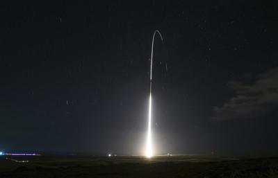 給我世界最猛的防禦能力!川普宣示建立「太空飛彈防禦系統」