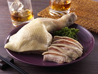 紹興醉雞腿、香燻鴨胸信義誠品開賣 年夜飯輕鬆加菜