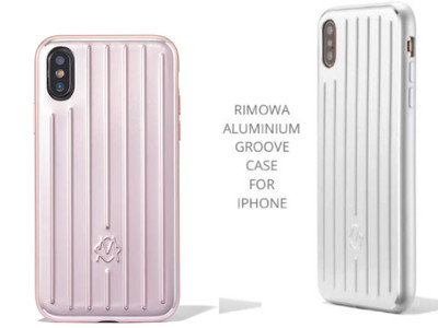 地表最堅固!Rimowa推出iPhone手機殼 經典坑紋就像縮小版行李箱
