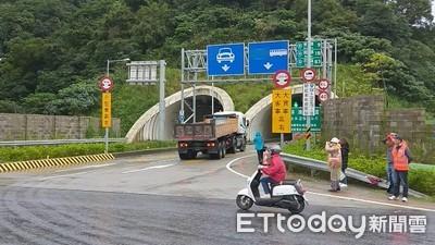蘇花路廊228連假 時段管制21噸以上大貨車定案