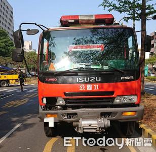台南消防車執勤途中發生車禍 機車騎士送醫不治