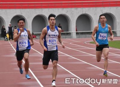亞田賽/楊俊瀚決定不出賽200M 參加100、400M接力拼牌