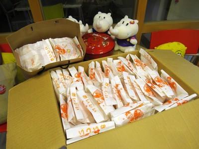 來自「圍牆內」的美味!新店戒治所手作百份麵包送育幼院童享用