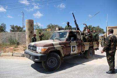 利比亞「東軍」圍攻首都戰 義大利總理:外國武力干預不是辦法