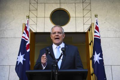澳總理拜票見亞洲臉急撂中文:妳好 下秒糗翻…選民「南韓來的」