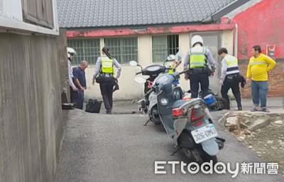 騎士酒駕與警追逐1公里多 2車巷內擦撞員警跳車制伏
