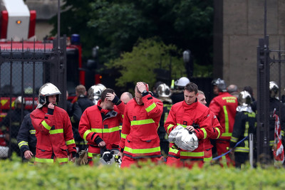 出動400消防員守住巴黎聖母院 專家分析3大挑戰:值得嘉許!