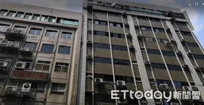 不斷更新/「長安東路二段大樓」地震傾斜 長安松江到伊通雙線封閉