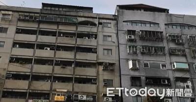 418花蓮6.1地震全台有感17人受傷 北市2大樓傾斜9起電梯受困