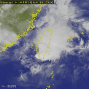 3縣市大雨特報!颮線襲南台 吳德榮:慎防劇烈強風雷擊