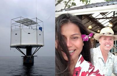 泰國普吉島外海「蓋海上小屋」涉侵主權 小倆口面臨死刑