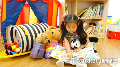 玩具總動員「布偶夜宿」圖書館 新北閱讀節可愛度破表