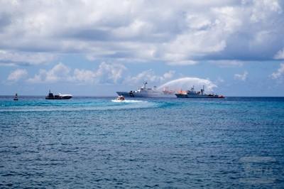中國探測船24日再入南海 美國防部接力譴責:「霸凌手段」介入越南專海