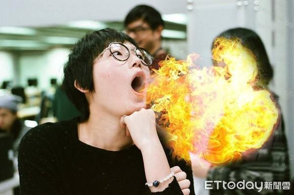 辣,噴火,生氣,胃食道逆流。(圖/本報資料照)