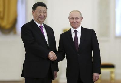 習近平稱普丁「最知心朋友」!俄大使將華為手機送親戚