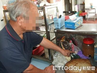 竊賊偷2千被逮喊沒錢吃飯 警一搜赫見他身上的錢比偷的還多