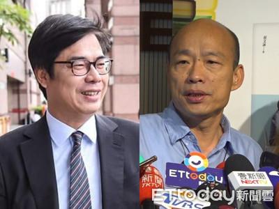 韓國瑜為登革熱取消高雄造勢 陳其邁嘆:他要好好思考對高雄的承諾