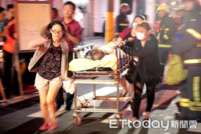 暗夜火警!竹南慈祐醫院緊急疏散71病患 幸無傷亡