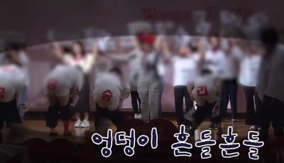 南韓在野黨女成員挑舞到一半…當場脫褲 執政黨狠批:請就地解散