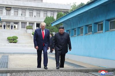 傳川普放棄「北韓無核化」 美媒爆:改談「核凍結」協議