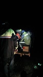 阿里山眠月線又傳登山意外 男摔落4米高鐵橋下腦震盪送醫