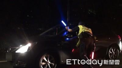 南京東路抓到酒駕!同車乘客「連帶舉發」…2人甘願受罰
