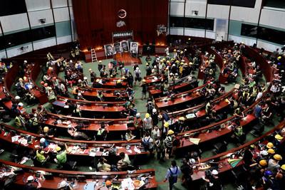 香港「因自由而特別」 英國:中英聯合聲明非歷史文件