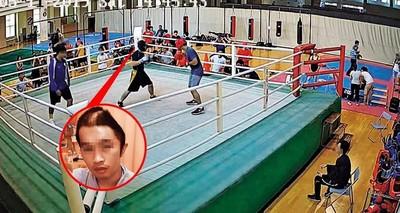 參加跨校拳擊賽…淡江男大生打到「顱內出血」 挖掉頭蓋骨、慘患失語症